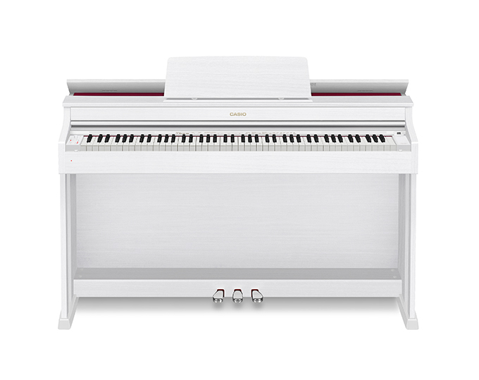 CASIO Digitalpiano AP-470 W Bild 1