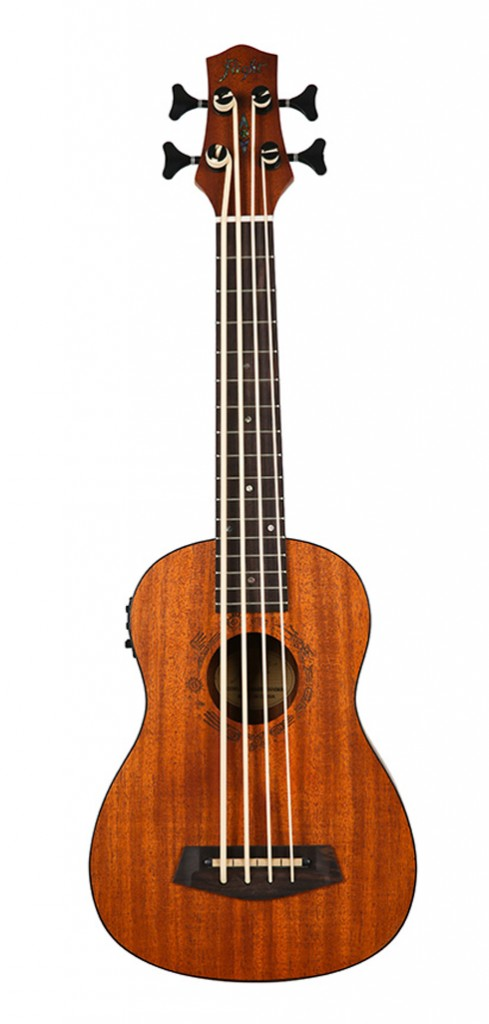 Flight Bass Ukulele Bild 1