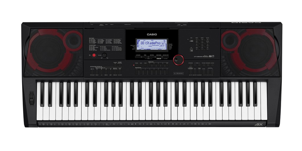CASIO Keyboard CT-X3000 Bild 1