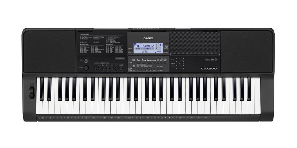 CASIO Keyboard CT-X800 Bild 1
