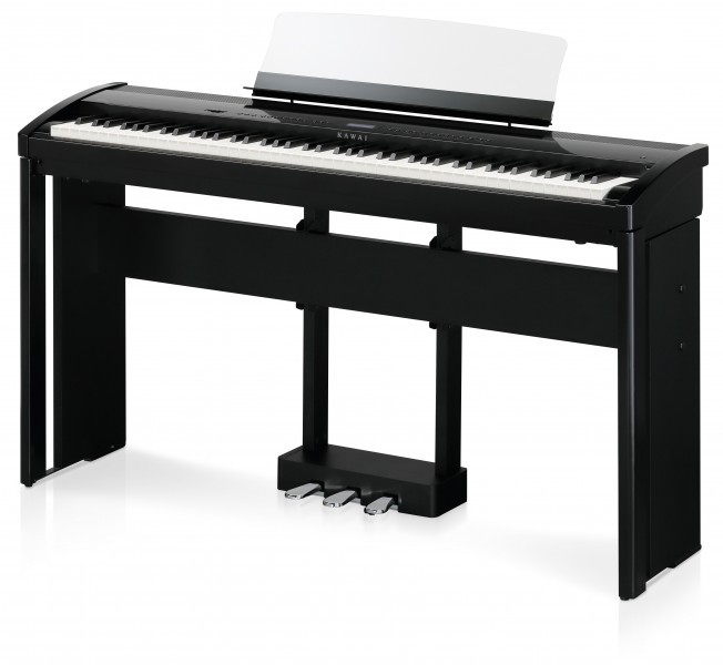 Kawai ES-8 B Digital-Piano Home-Set Bild 1