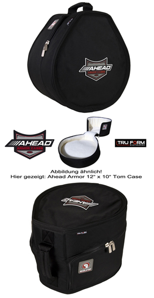 Ahead Armor Power Tom Case 10 x 9 AR4010