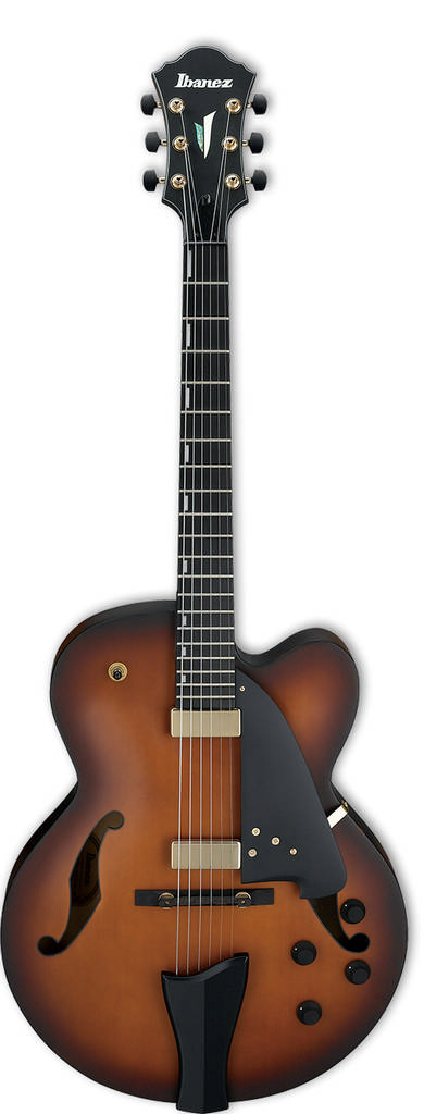 Ibanez Contemporary Archtop AFC95-VLM