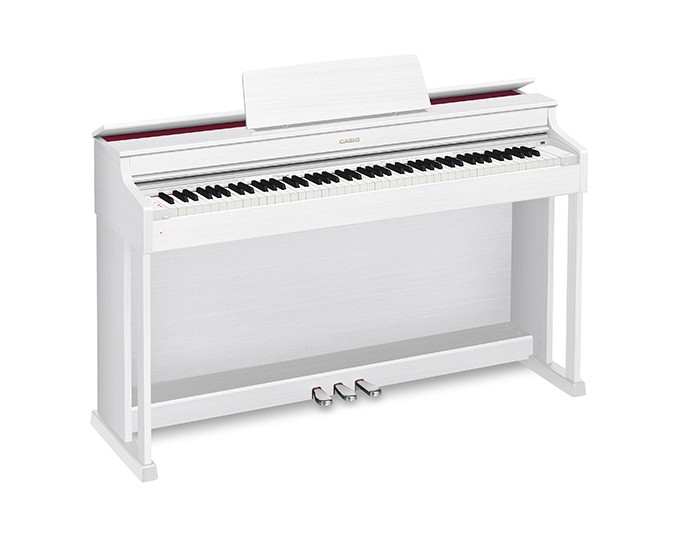 CASIO Digitalpiano AP-470 W Bild 2