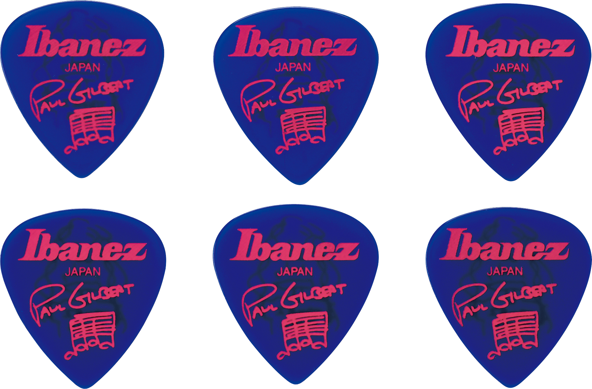 Ibanez Paul Gilbert Signature Pics 1.00