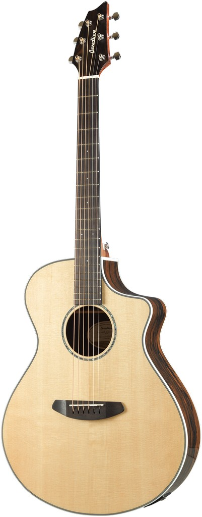 Breedlove Pursuit Concert Ziricote