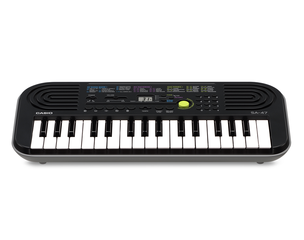 CASIO Keyboard SA 46 Bild 2