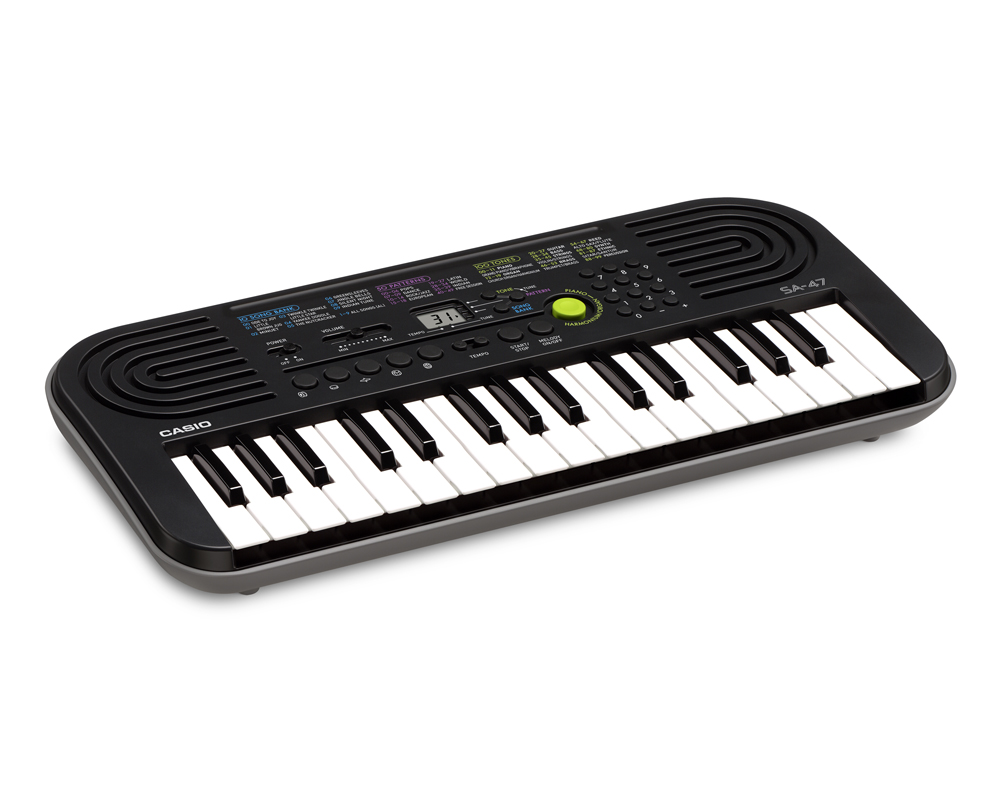 CASIO Keyboard SA 46 Bild 3