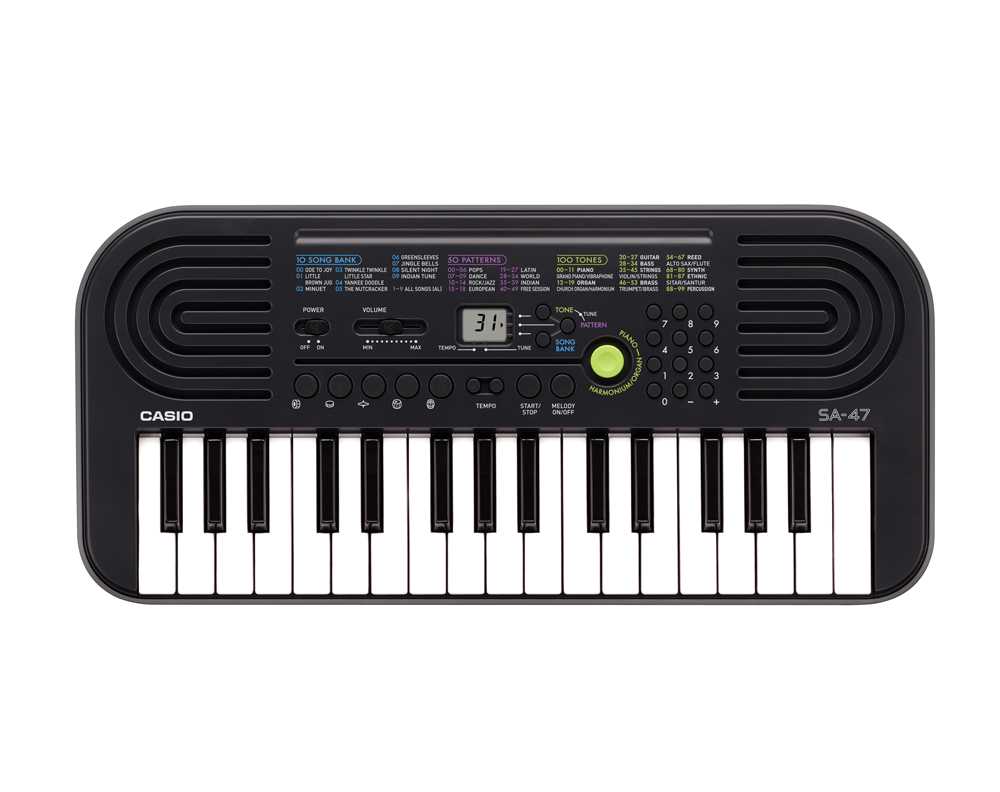 CASIO Keyboard SA 46