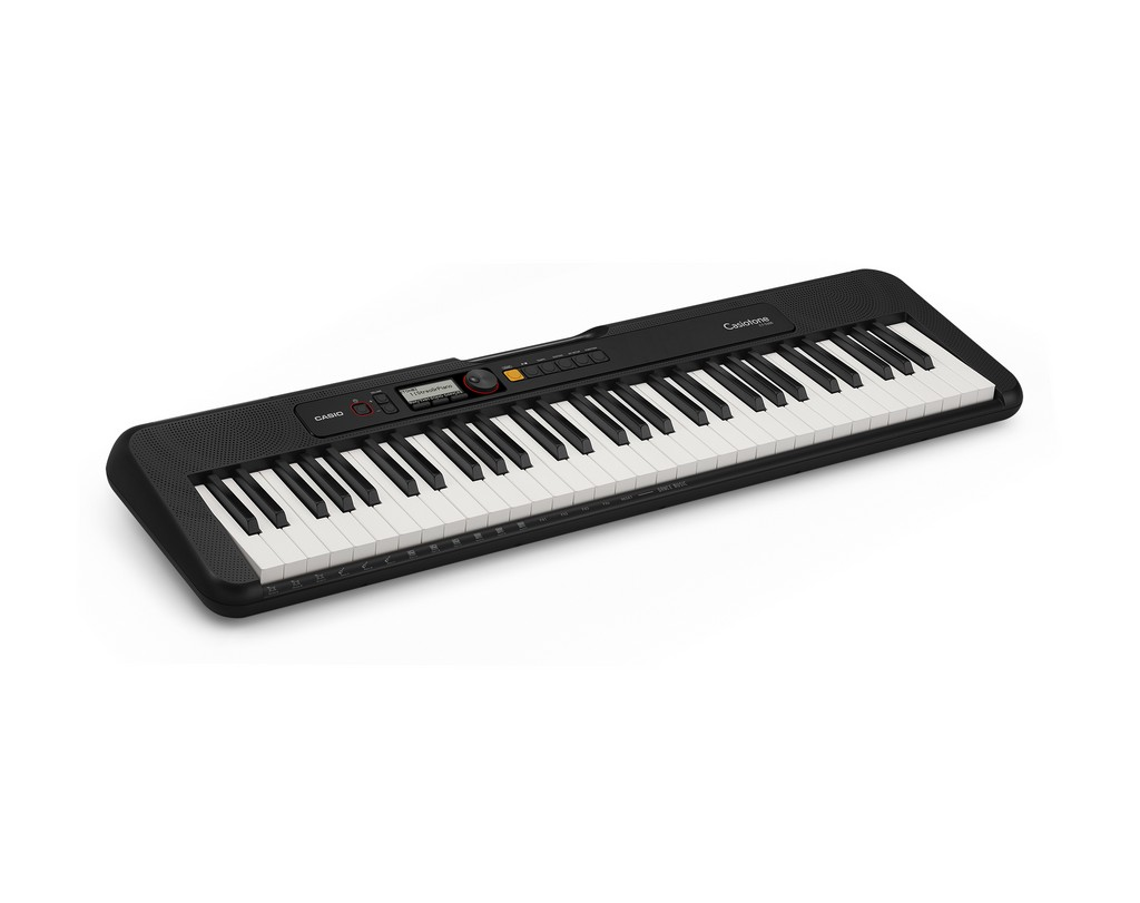 CASIO Keyboard Casiotone CT-S200 BK Bild 2