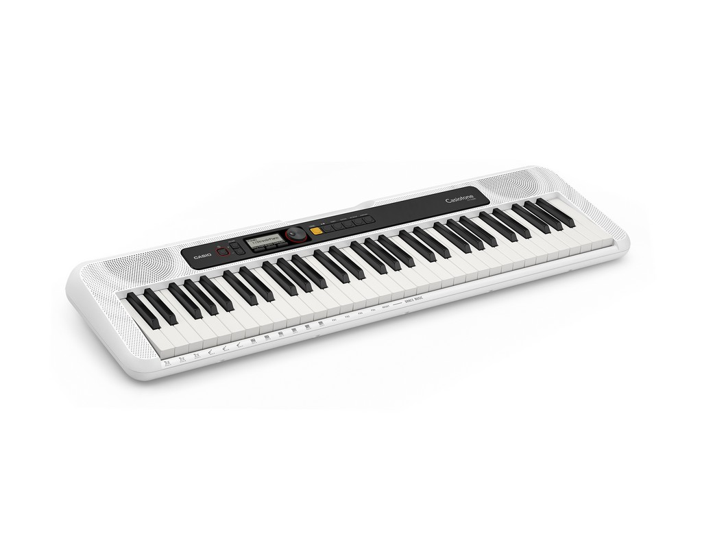 CASIO Keyboard Casiotone CT-S200 WE Bild 2