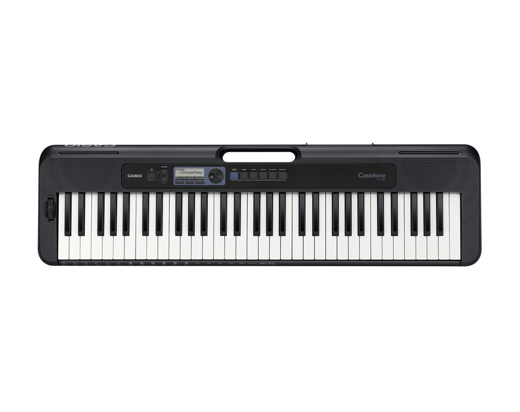CASIO Keyboard Casiotone CT-S300