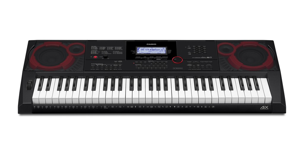 CASIO Keyboard CT-X3000 Bild 2