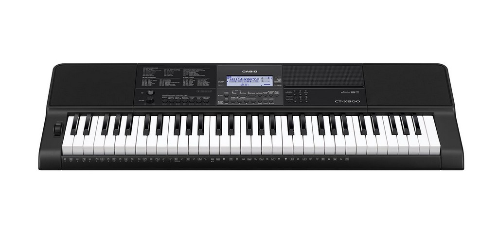 CASIO Keyboard CT-X800 Bild 3