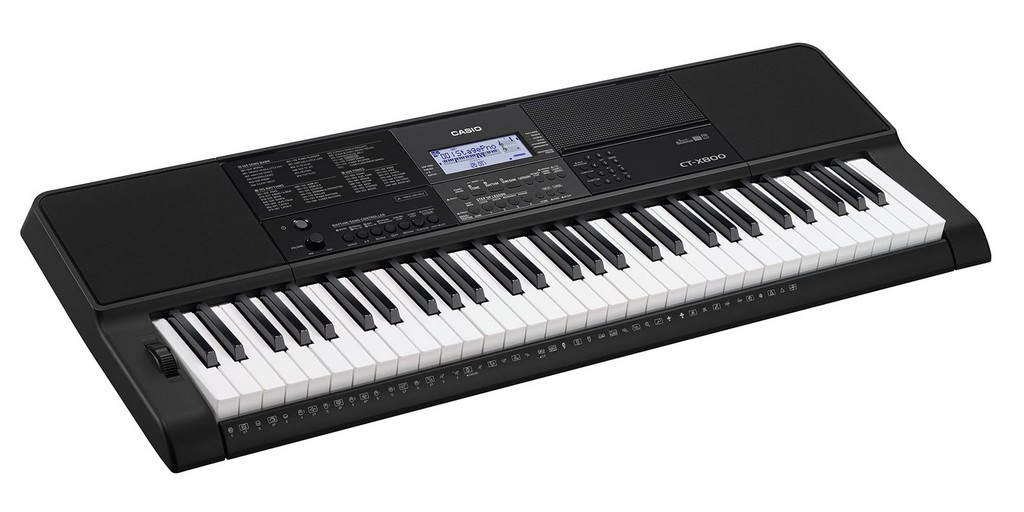 CASIO Keyboard CT-X800 Bild 2