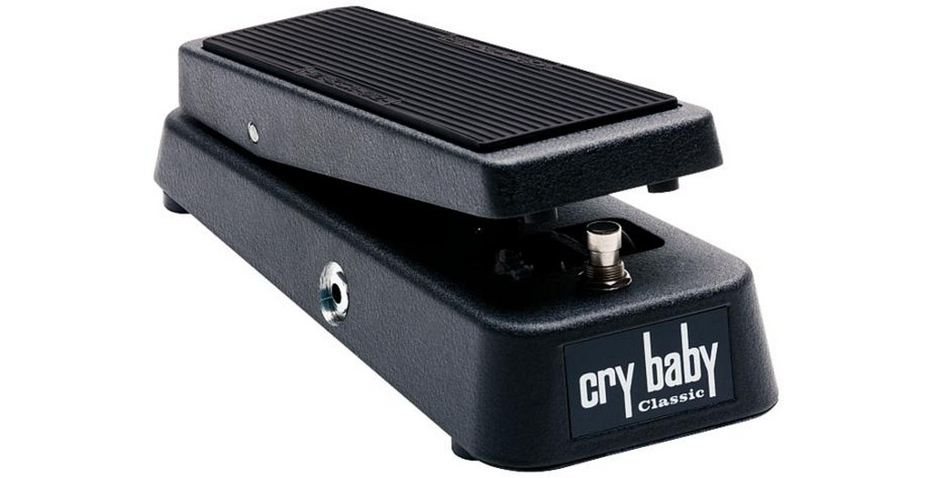 DUNLOP Cry Baby Classic Wah Wah Pedal