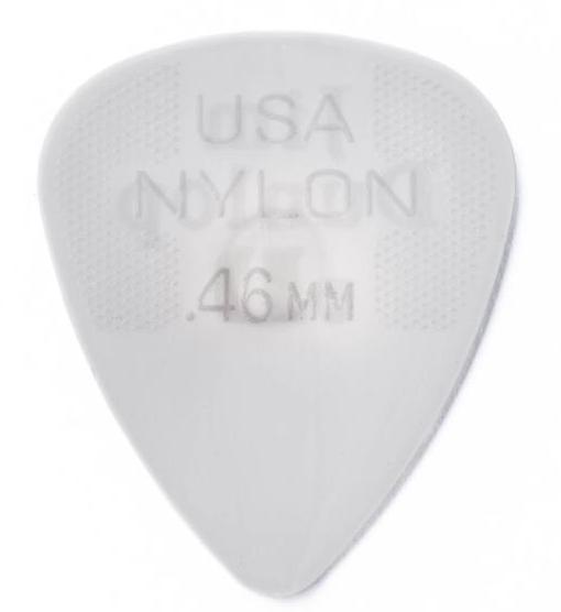 DUNLOP Nylon Standard Picks Player's Pack 0.46mm