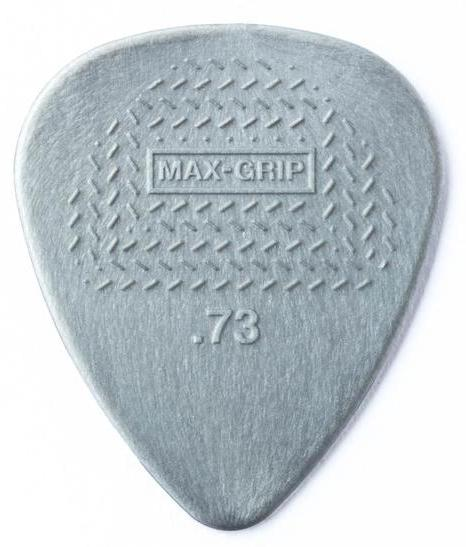 DUNLOP Nylon Max Grip Picks Player's Pack 0.73mm