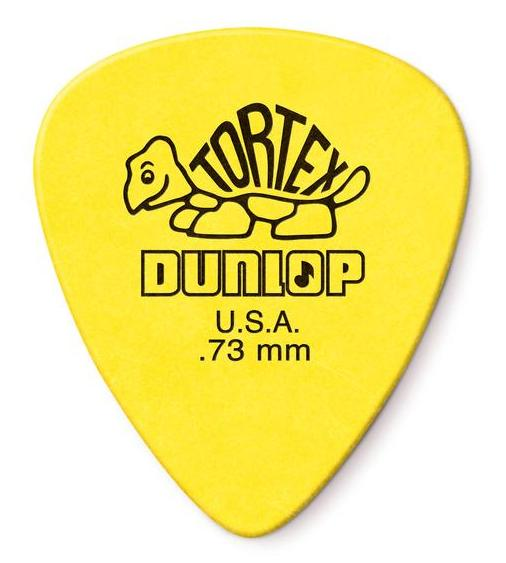 Dunlop Tortex Standard Picks Player's Pack 0.73mm
