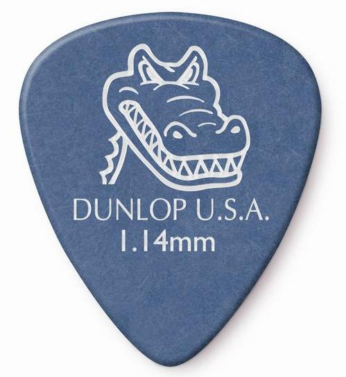 DUNLOP Gator Grip Picks Player's Pack 1.14mm