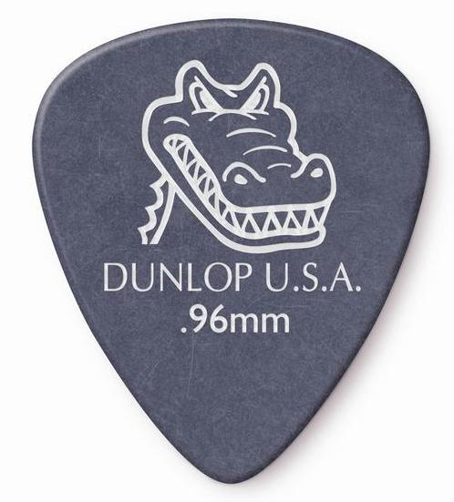 DUNLOP Gator Grip Picks Player's Pack 0.96mm