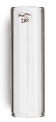 Dunlop 202 Glass Slide - Medium, Regular Wall, 18 x 22 x 69 mm