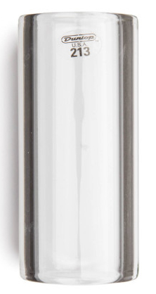 Dunlop 213 Glass Slide - Large, Heavy Wall, 23 x 32 x 69 mm