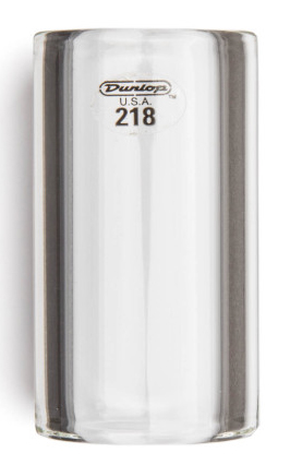 Dunlop 218 Glass Slide - Medium, Short, Heavy Wall, 20 x 29 x 51 mm
