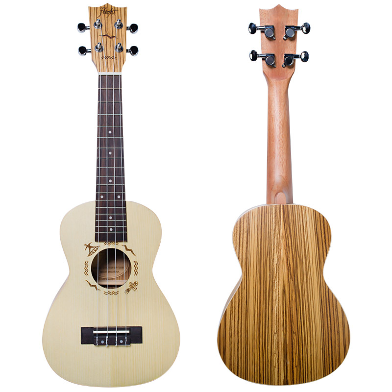 Flight Concert Ukulele DUC 325 SP/ZEB Bild 2