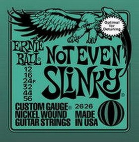Ernie Ball Not Even Slinky 012 - 056