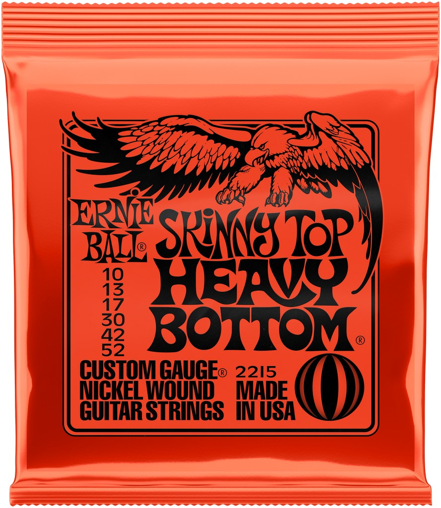 Ernie Ball Skinny Top 010 - 052
