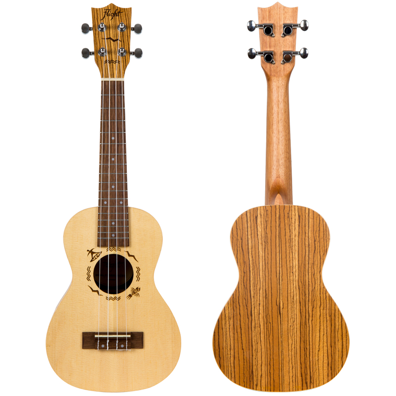Flight Concert Ukulele DUC 525