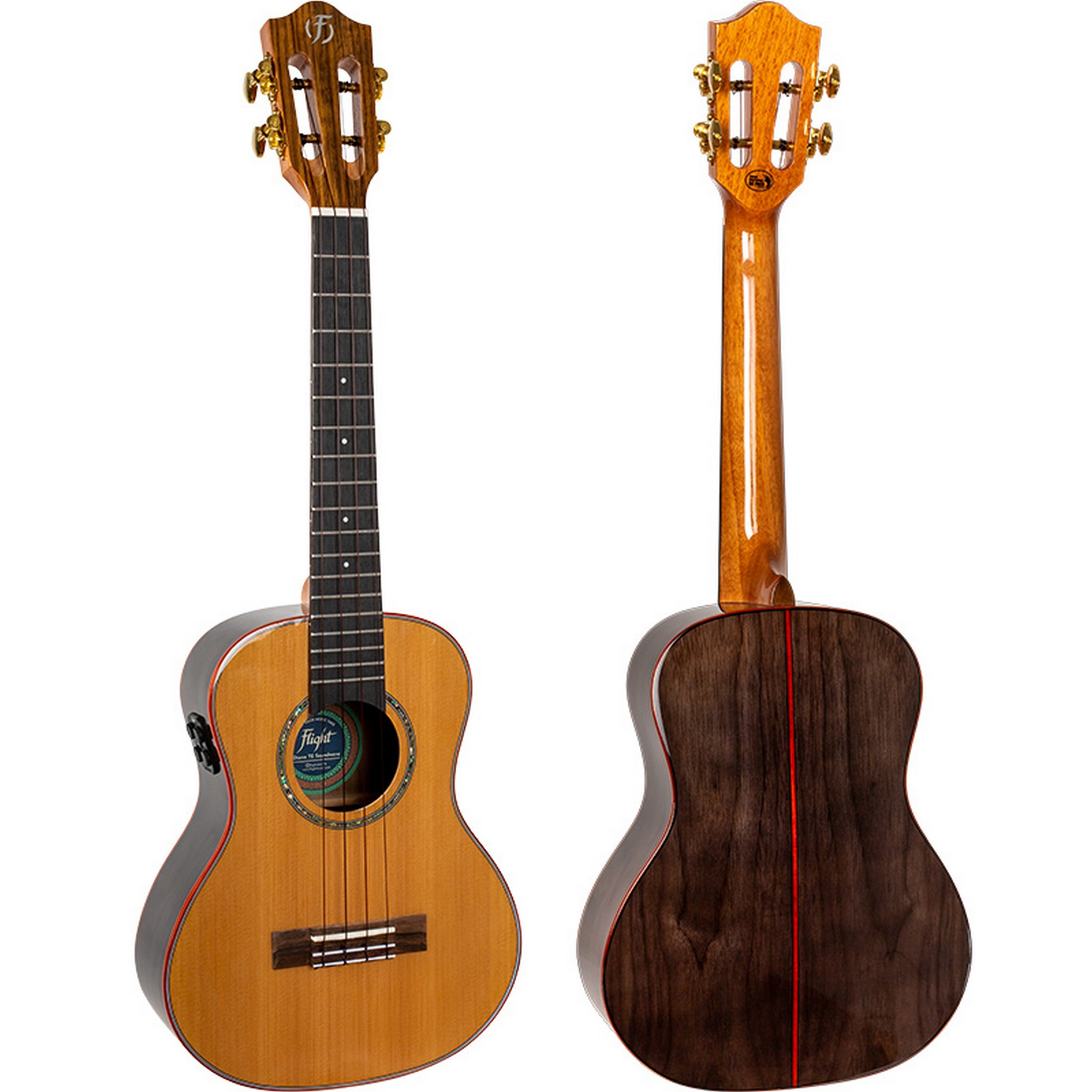 Flight Tenor Ukulele Diana Soundwave