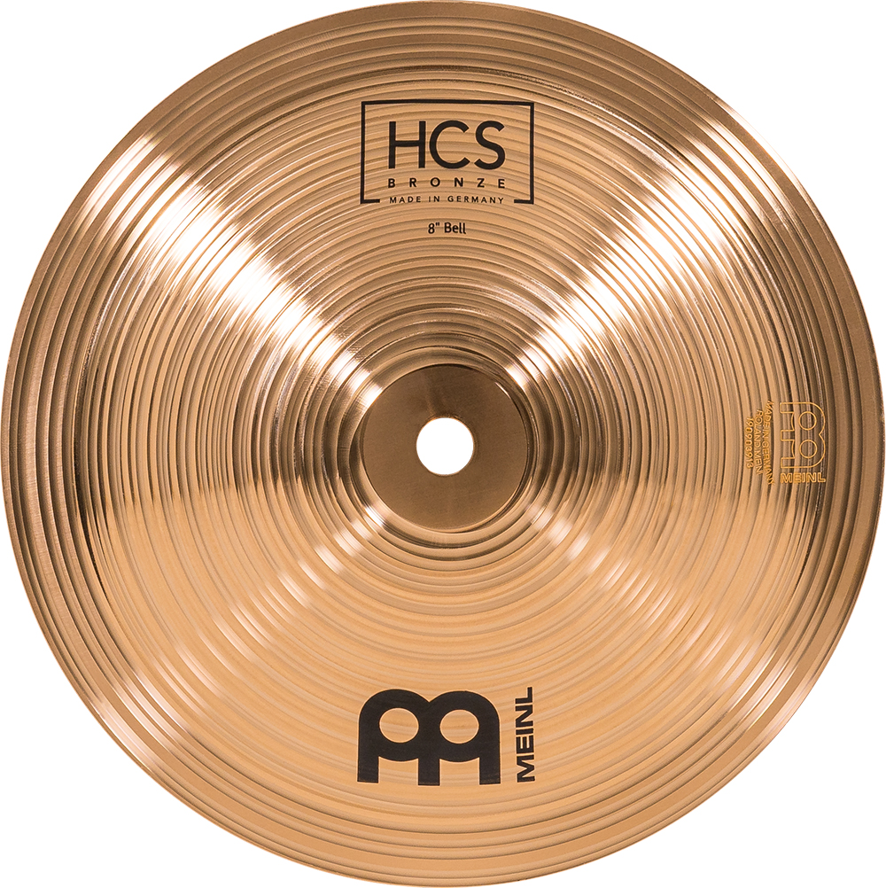 MEINL Cymbal 8 HCS Bronce Bell