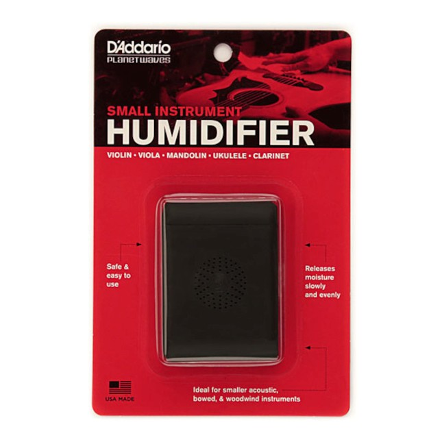 D'addario Small Instrument Humidifier