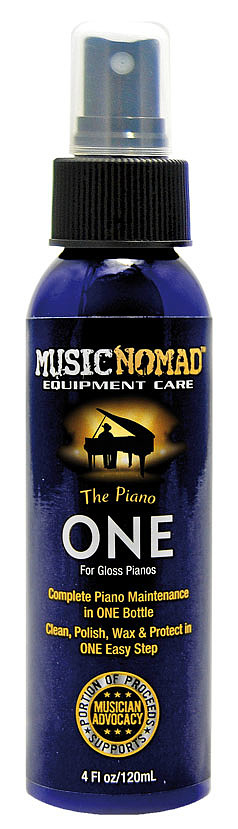 Music Nomad Piano ONE Polish & Cleaner