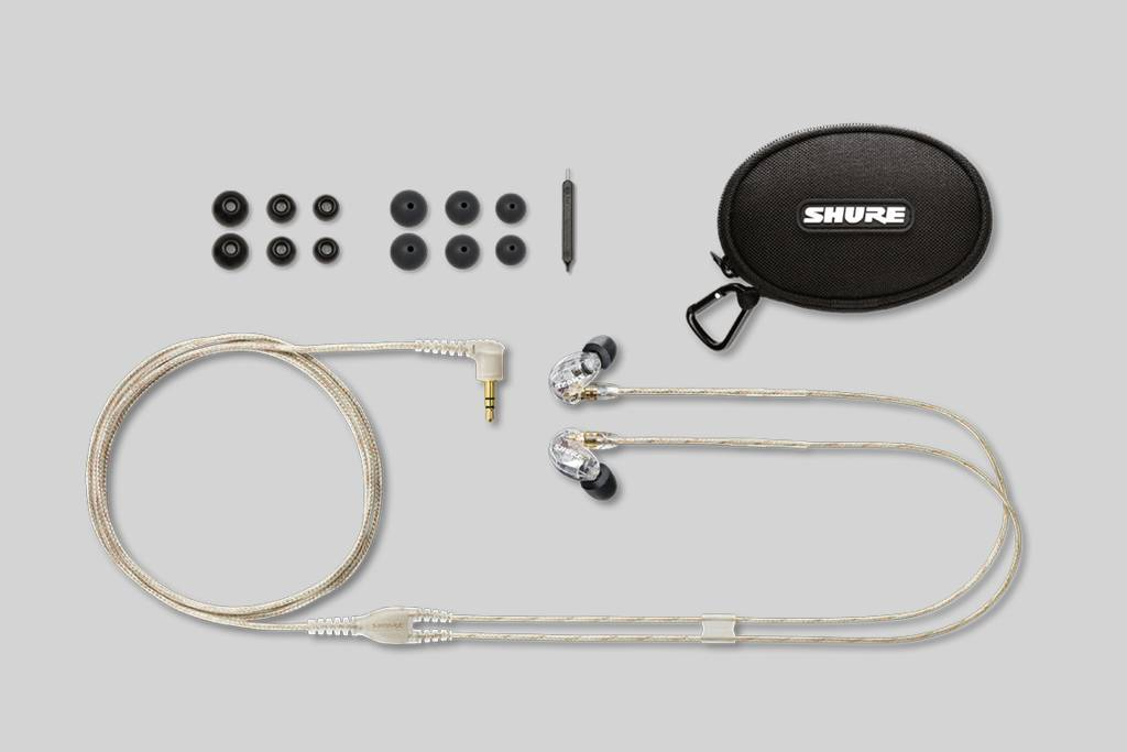 Shure SE215 Professional Sound Isolating™ Ohrhörer