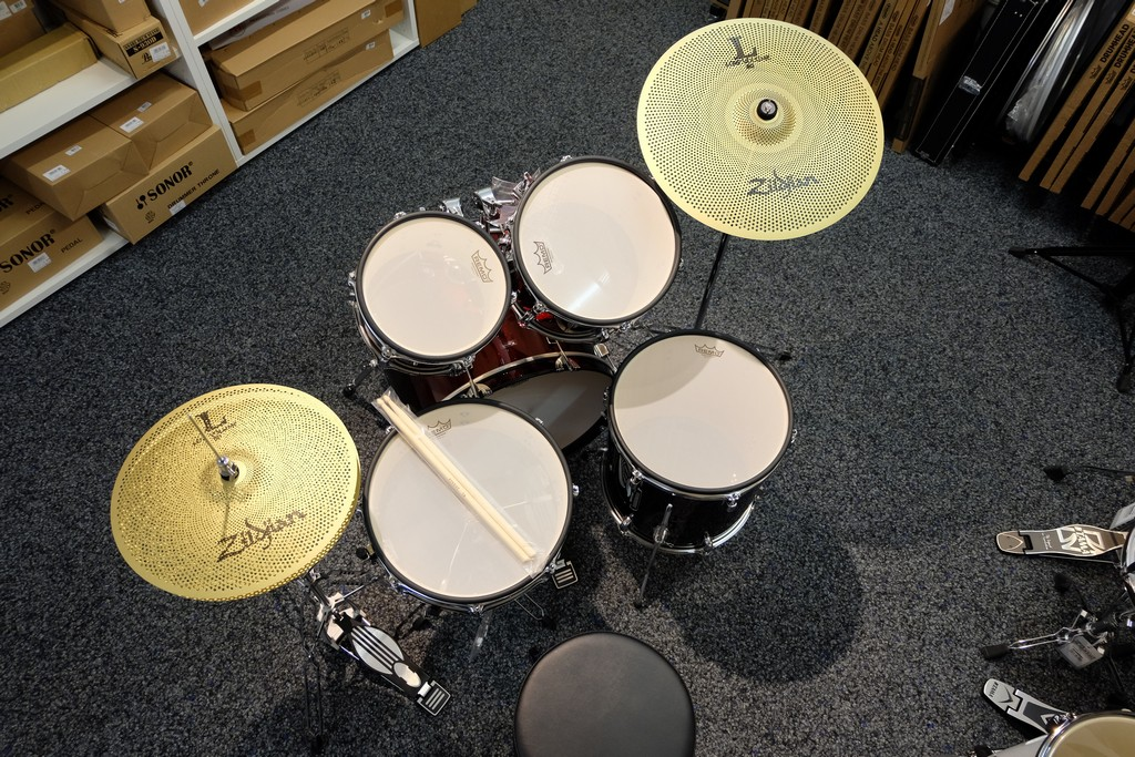 Mapex Tornado Drumset  MD Silent Edition