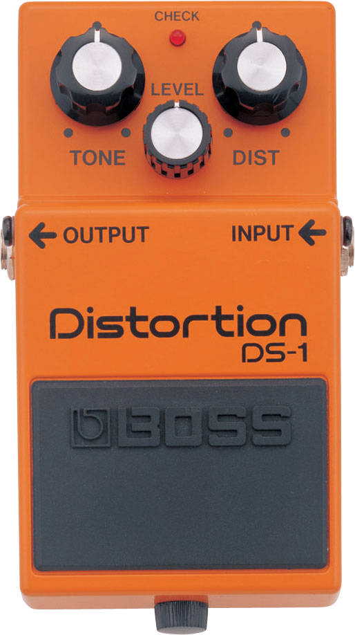 BOSS Gitarren-Effekt DS-1 Distortion