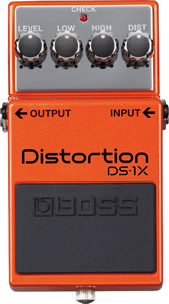 BOSS Gitarren-Effekt DS-1X Distortion