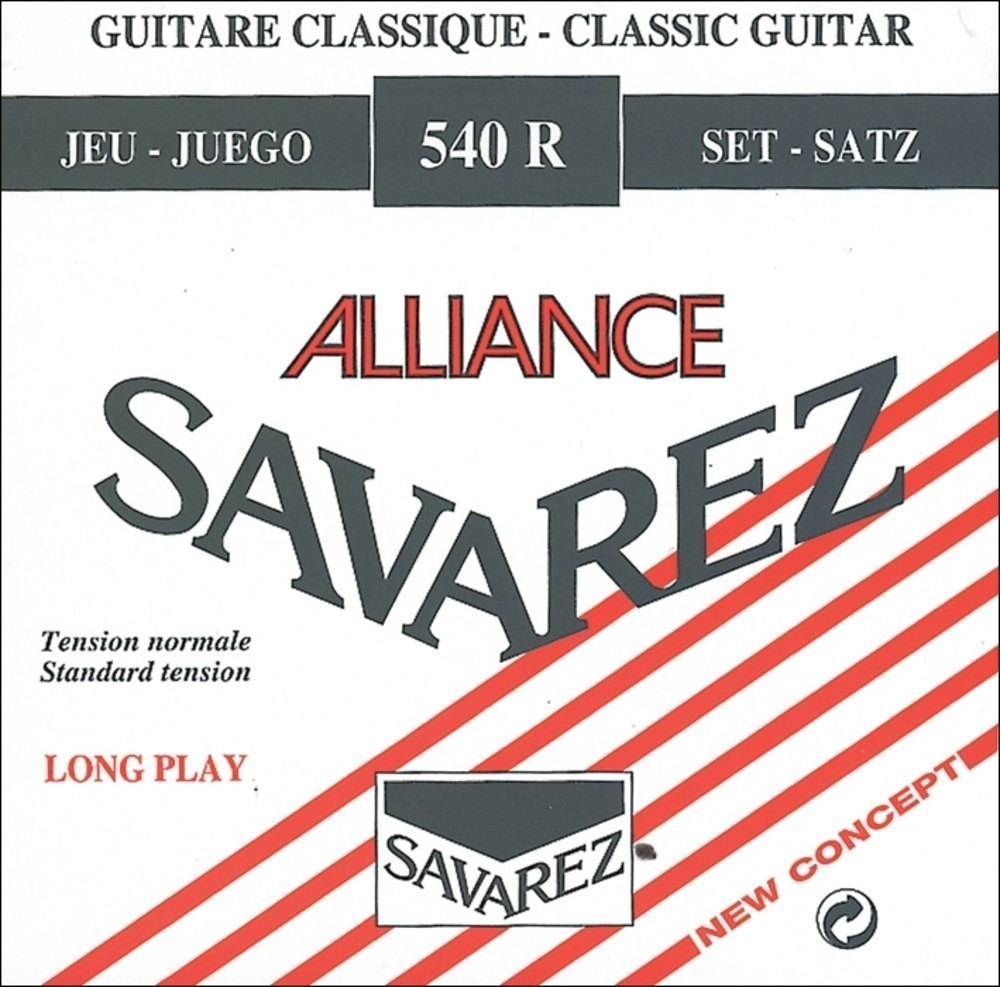 Savarez Alliance 540-R Carbonsaiten