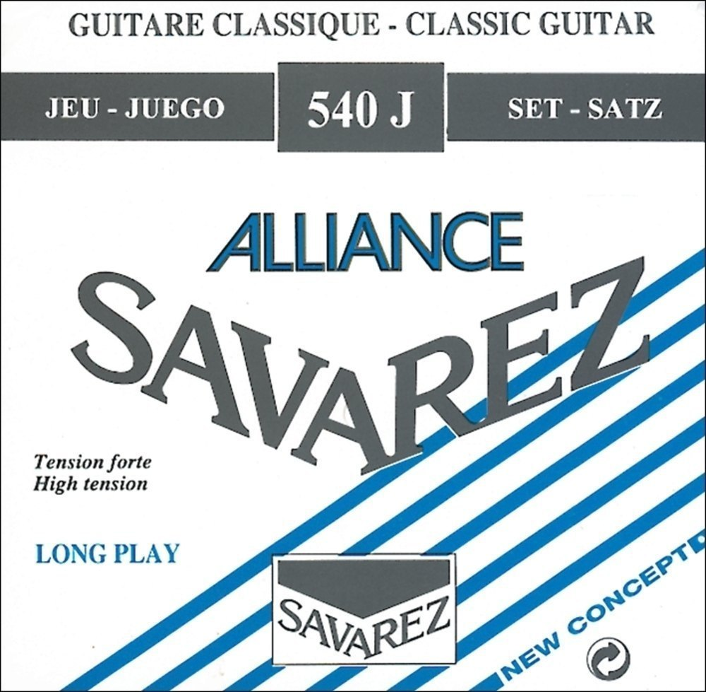 Savarez Alliance 540-J Carbonsaiten