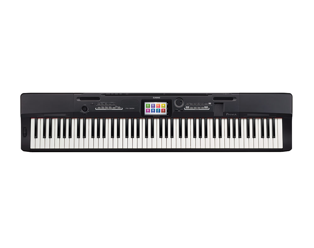 CASIO Digitalpiano Privia PX-360M BK Bild 3