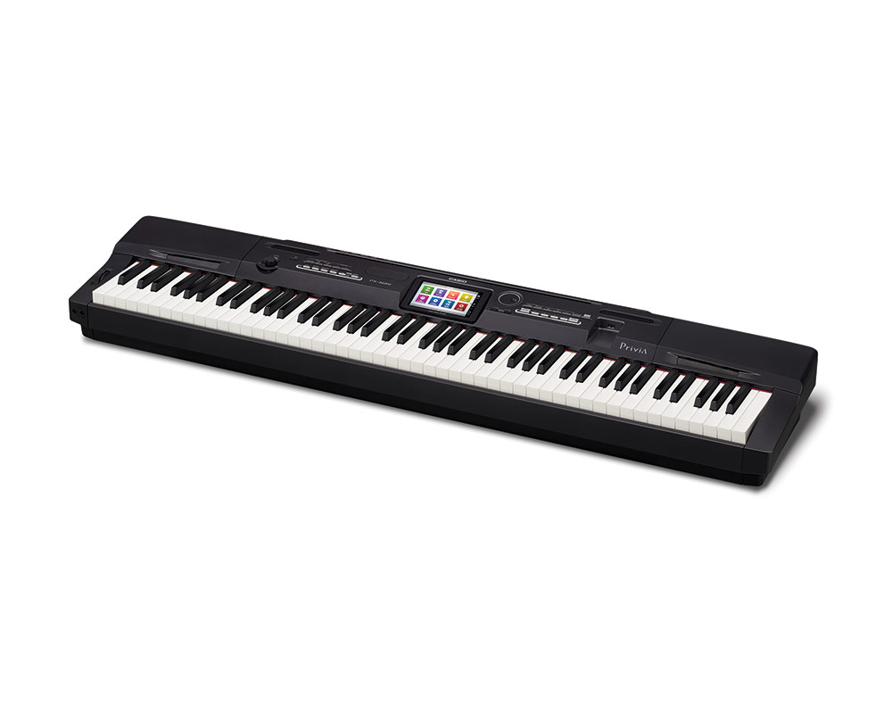 CASIO Digitalpiano Privia PX-360M BK