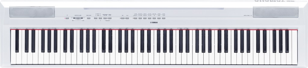 Yamaha P115 WH Digital-Piano weiß
