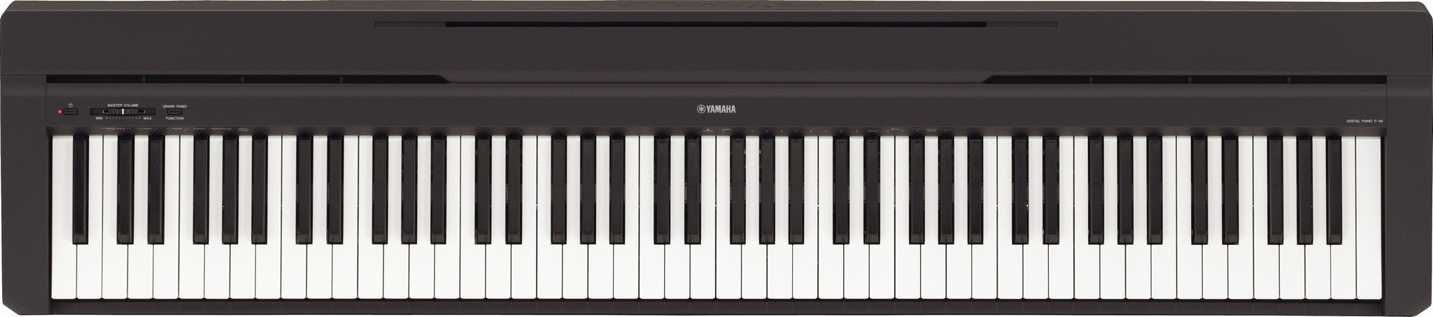 Yamaha P45 Digital-Piano schwarz